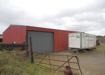 Thumbnail Commercial property for sale in Tanyreglwys Road, Blaenporth, Cardigan, Ceredigion