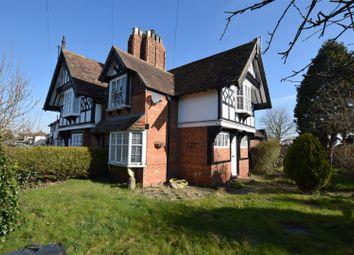 Thumbnail 3 bed semi-detached house for sale in Kineton Road, Wellesbourne, Warwick