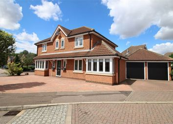Thumbnail 4 bed detached house for sale in Lingmoor, Huntingdon