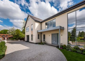 Thumbnail 5 bed detached house for sale in Saxonbury Gardens, Long Ditton, Surbiton, Surrey