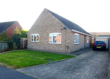 Thumbnail 3 bedroom bungalow to rent in Edenside Drive, Attleborough
