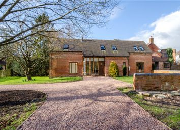 Thumbnail 3 bed barn conversion for sale in Harrow Lane, Himbleton, Droitwich