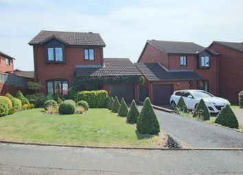 3 bed detached house for sale in Pinwood Meadow Drive, Exeter EX4