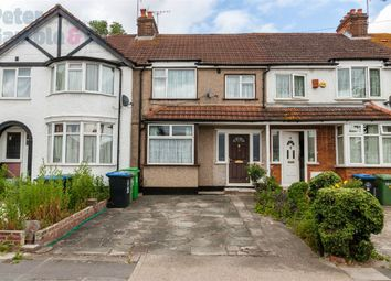 Thumbnail 3 bed terraced house for sale in Bridgewater Road, Wembley, Greater London