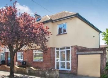 Thumbnail 3 bedroom end terrace house for sale in Barton Road, Dover, Kent