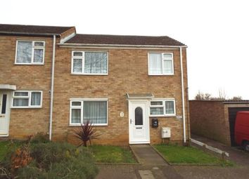 Thumbnail 3 bedroom terraced house for sale in Great Cornard, Sudbury, Suffolk