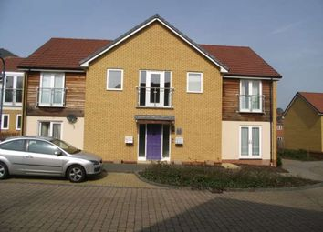 Thumbnail 2 bedroom flat to rent in Freshfield Avenue, Broughton, Milton Keynes
