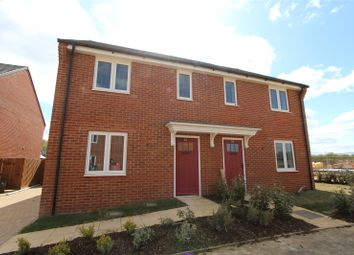 Thumbnail 2 bed semi-detached house for sale in Longhall Road, Buckden, St. Neots