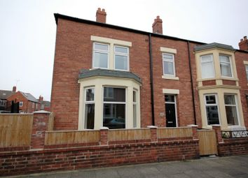 Thumbnail 4 bed terraced house for sale in Ocean View, Whitley Bay, Tyne And Wear