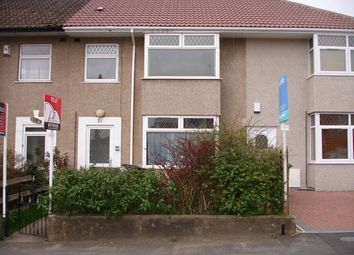 Thumbnail 1 bed flat to rent in Stanley Avenue, Filton, Bristol