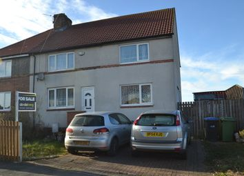 Thumbnail 4 bed semi-detached house for sale in Watson Crescent, Trimdon Station