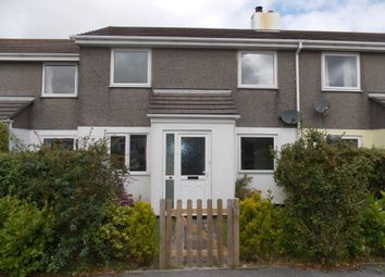 Thumbnail 3 bed terraced house to rent in Trevarren Avenue, Four Lanes, Redruth