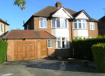 Thumbnail 3 bed semi-detached house for sale in Cambridge Drive, Potters Bar