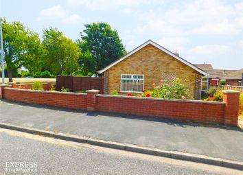 Thumbnail 3 bed detached bungalow for sale in Vauxhall Road, Bracebridge Heath, Lincoln