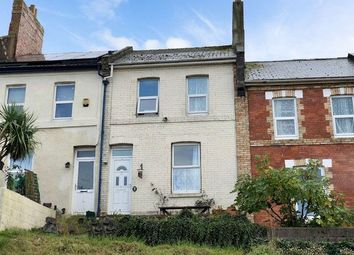 3 bed terraced house for sale in Upton Hill, Torquay TQ1