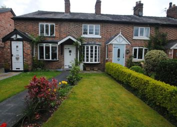 Thumbnail 2 bed cottage to rent in Rushgreen Road, Lymm