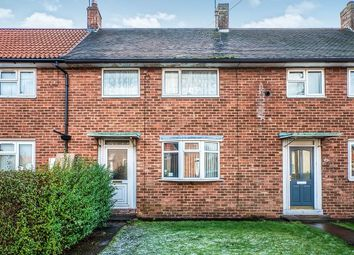 Thumbnail 2 bedroom terraced house for sale in Deben Grove, Hull