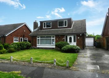 Thumbnail 3 bed detached house to rent in Cranwell Avenue, Culcheth, Warrington