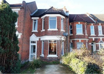 Thumbnail 4 bedroom terraced house for sale in Suffolk Avenue, Shirley, Southampton