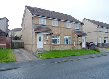 Thumbnail 3 bed semi-detached house for sale in Lamlash Place, Lindsayfield, East Kilbride