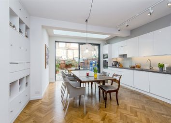 Thumbnail 4 bed terraced house for sale in Gatwick Road, Southfields, London