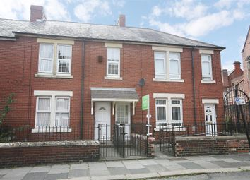 Thumbnail 3 bed flat for sale in Coach Road, Wallsend