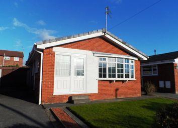 Thumbnail 2 bed detached bungalow for sale in Malvern Avenue, Poulton Le Fylde