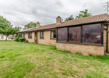 Thumbnail 2 bed bungalow for sale in Whittlesford, Cambridge, Cambridgeshire