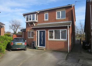 Thumbnail 4 bed detached house for sale in Blackgates Drive, Tingley, Wakefield