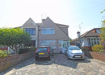 Thumbnail 3 bed semi-detached house for sale in Keith Way, Southend On Sea, Essex