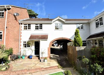 Thumbnail 3 bed terraced house for sale in Arthur Close, Bagshot, Surrey