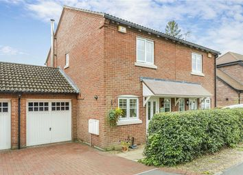 Thumbnail 2 bed semi-detached house for sale in Twyford, Winchester, Hampshire