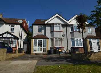 Thumbnail 2 bed semi-detached house to rent in Kingsmead Avenue, Tolworth, Surbiton