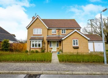 Thumbnail Detached house for sale in Whitlock Drive, Great Yeldham, Halstead