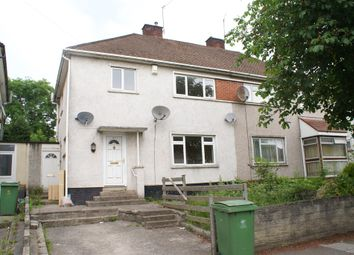 Thumbnail 3 bedroom semi-detached house for sale in Harris Avenue, Rumney, Cardiff