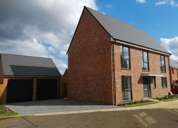 4 bed detached house for sale in Heron B, Manor Farm, Brooklands, Milton Keynes MK10