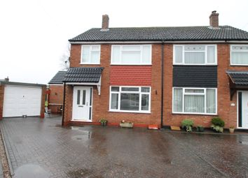 Thumbnail 3 bed semi-detached house to rent in Elms Drive, Austrey, Atherstone