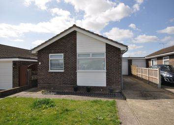 Thumbnail 2 bed detached bungalow for sale in Rochford Way, Walton-On-The-Naze