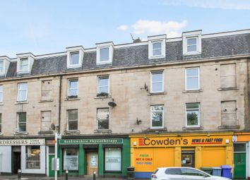 Thumbnail 2 bed flat for sale in Shore Street, Gourock, Inverclyde