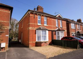 Thumbnail 1 bed flat for sale in Paxton Road, Fareham