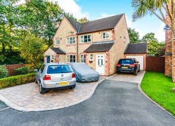 Thumbnail 3 bed semi-detached house for sale in Canterbury Close, Ivybridge
