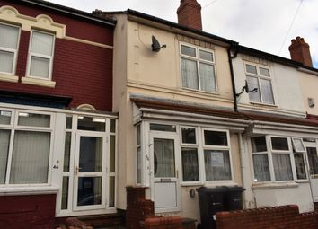 Thumbnail 3 bed terraced house for sale in Mary Road, Birmingham
