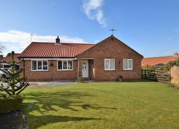 Thumbnail 3 bed detached bungalow for sale in Aspen Way, Slingsby