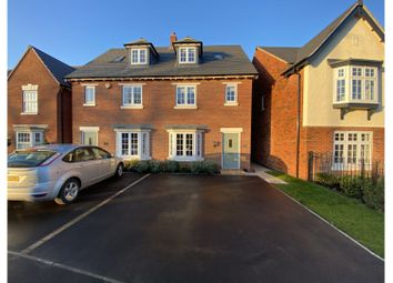 Thumbnail 3 bed semi-detached house for sale in Bennett Close, Hugglescote