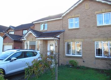 Thumbnail 3 bed semi-detached house for sale in Samson Crescent, Carluke, South Lanarkshire
