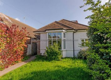 Thumbnail 2 bed bungalow to rent in Dollis Road, Finchley Central