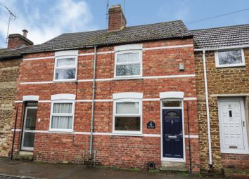 2 bed terraced house for sale in Main Street, Little Harrowden NN9