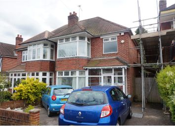 Thumbnail 3 bed semi-detached house for sale in Brownlow Avenue, Southampton