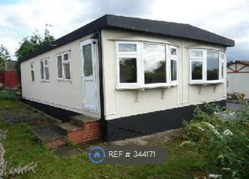 Thumbnail 2 bedroom mobile/park home to rent in Quedgeley Park, Gloucester
