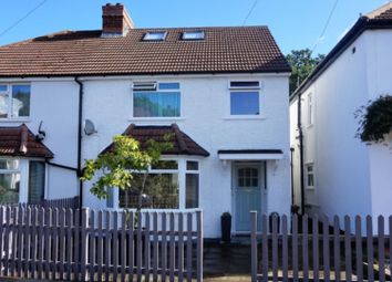 Thumbnail 4 bed semi-detached house for sale in Melbourne Road, Bushey